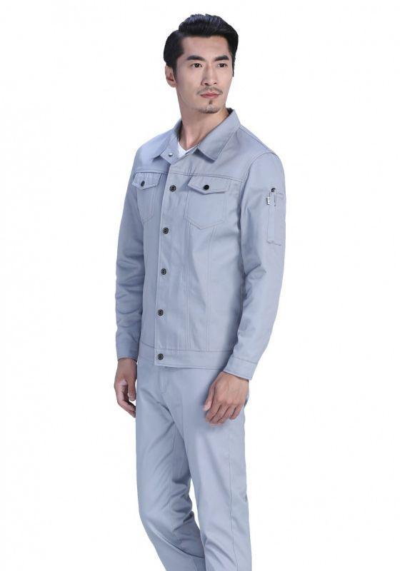 定制秋季长袖工作服需要从哪几个方面考虑-娇兰服装有限公司